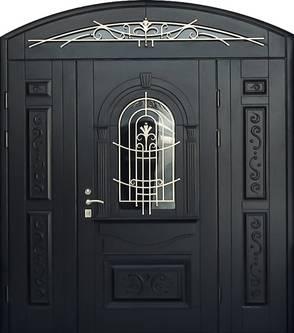 Полотно дверное Дюплекс 2000x600 мм, цвет белёный дуб в