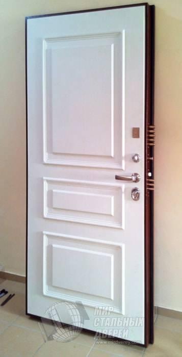 Двери из массива дуба- metal-expressru