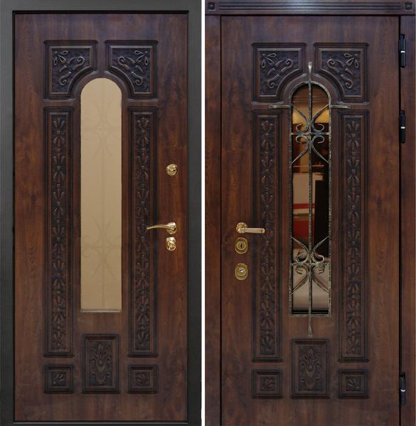металлические входные двери в магазинах цао