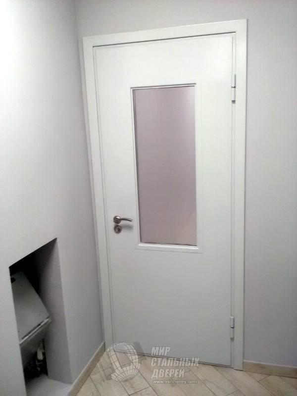 Белые двери межкомнатные отлично подойдут для светлых